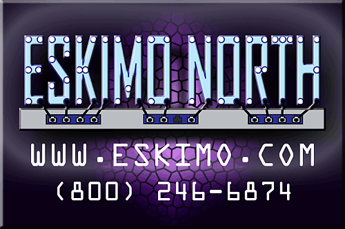 Eskimo North Linux Shells, E-mail, Virtual Machines, Web Hosting.